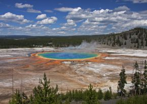 Du Yellowstone aux Canyonlands