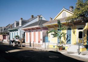 Autotour de charme en Louisiane : bed and breakfast et plantations
